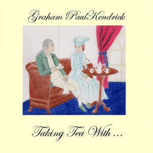 <i>Taking Tea With…</i> <br>Graham Kendrick <br>(MP3 Downloads)